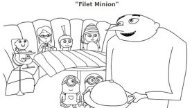 Despicable Me Animation