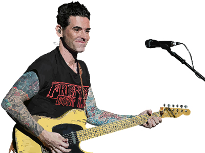 Chris Carrabba Birthday