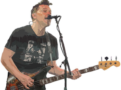 Mark Hoppus 46th Birthday